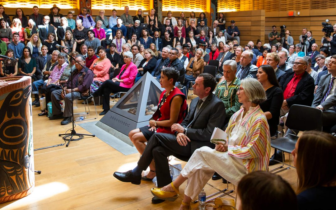 New UVic program combines Indigenous and non-Indigenous law