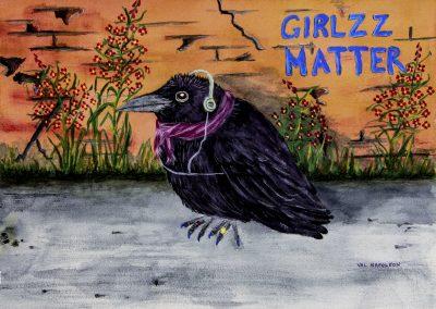 RAVEN IMAGE- Girlz Matter