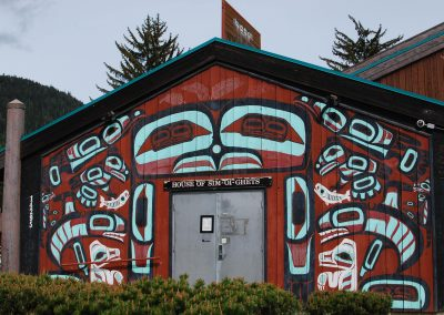 """Saǥayt k'üülm ǥoot (""""Of One Heart""""): Inter-Nation Co-operation and Dispute Resolution in the Tsimshian Legal Traditions (2017-2020)"""