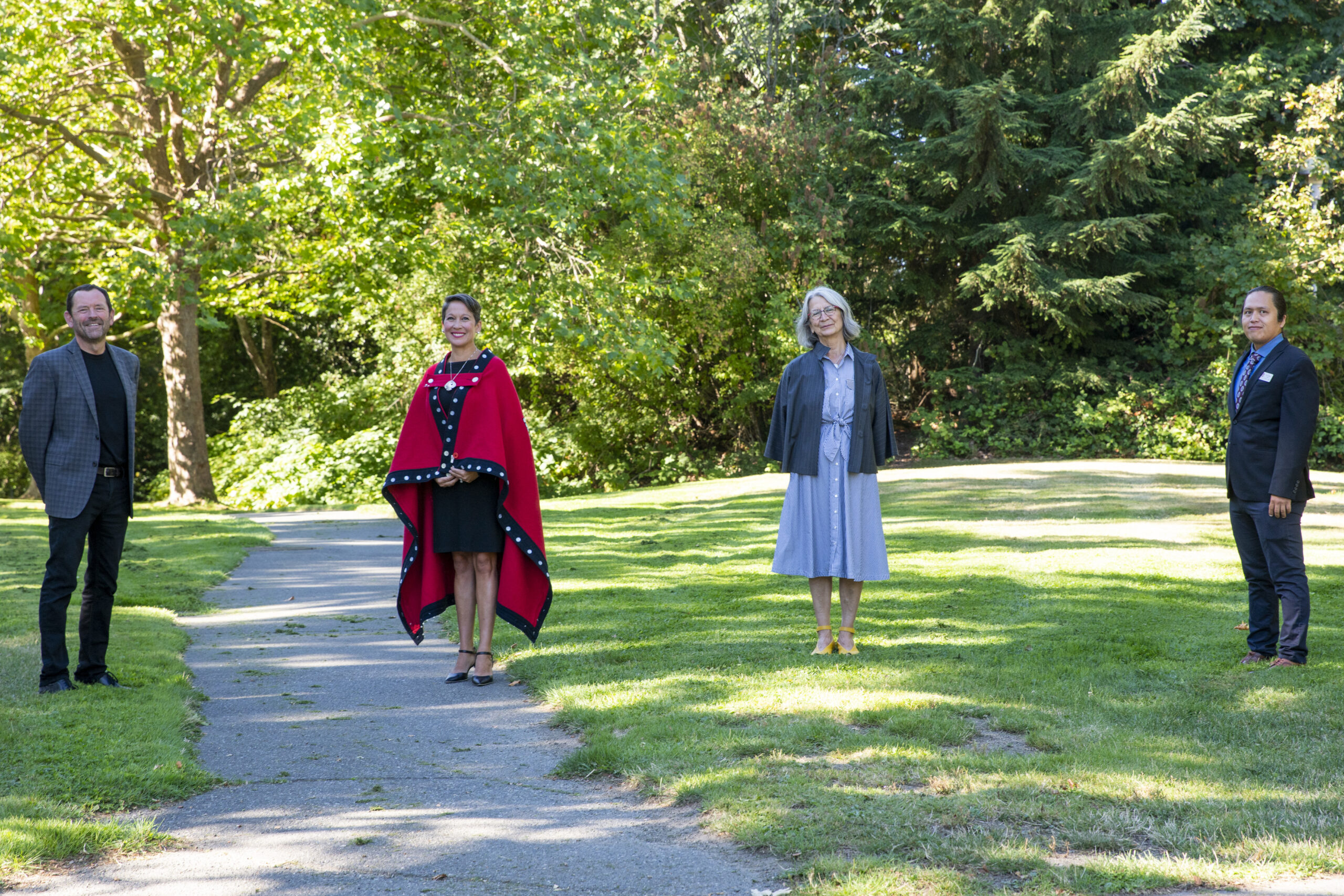 UVic Law to build a National Centre for Indigenous Laws